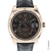 Rolex Oro rosado 42mm Automático 326135 usados