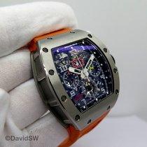 Richard Mille RM 011 Titan 50mm Transparent Arabisch