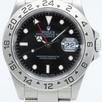 Rolex Explorer II Steel 40mm Black No numerals United States of America, Georgia, ATLANTA
