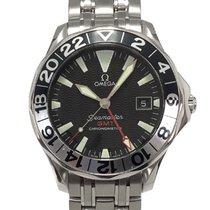 Omega Seamaster Diver 300 M Steel 41.5mm Black