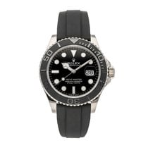 Rolex Yacht-Master 42 White gold 42mm Black No numerals United States of America, Pennsylvania, Bala Cynwyd