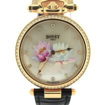 Bovet Rose gold 40mm Automatic HMS060-SD12-LT01 pre-owned