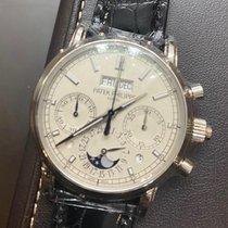 Patek Philippe Perpetual Calendar Chronograph 5204P 2015 novo