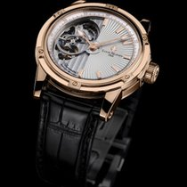 Louis Moinet Mecanograph LM-31.50.65 New Rose gold 43,5mm Automatic