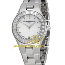 Baume & Mercier Linea 10072 - Baume Et Mercier Whatch Quartz Ladies new
