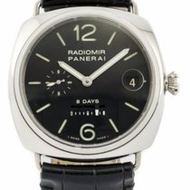 Panerai Radiomir 8 Days PAM00268 pre-owned
