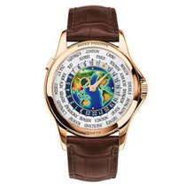 Patek Philippe 5131R-010 World Time Rose Gold