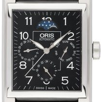 Oris Rectangular Complication