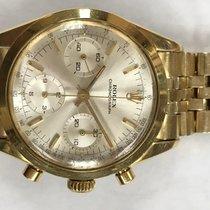 Rolex Pre-Daytona Chronograph 6238 14k Gold