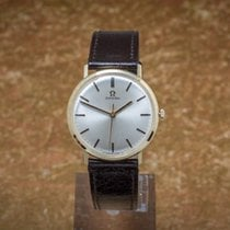 Omega vintage solid  14 ct Gold