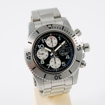 Breitling Superocean Chronograph Steelfish unworn box and papers