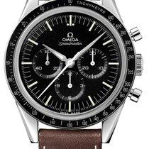 Omega Stahl Handaufzug 311.32.40.30.01.001 neu Schweiz, Zug
