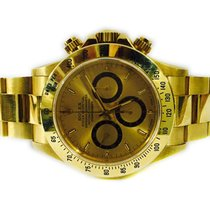 Rolex Daytona Yellow Gold 18 k