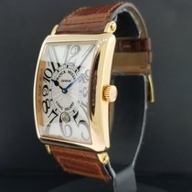 Franck Muller Long Island Ref. 1150 SC DT 18k Rose Gold Large...