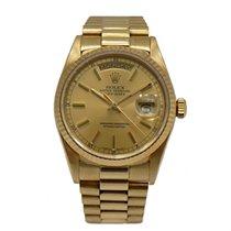 Rolex Day-Date 18K Y/G ref. 18038