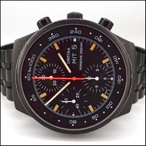Orfina Chronograph 41mm Automatic 1970 pre-owned Black
