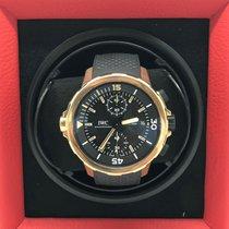 IWC Aquatimer Chronograph neu 44mm Bronze