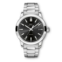IWC IW357002 Staal 2018 Ingenieur Automatic 40mm nieuw