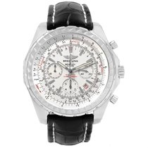 Breitling Bentley Motors pre-owned 49mm Steel