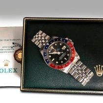 Rolex GMT-Master новые 39.5mm Сталь