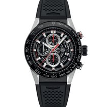 TAG Heuer CAR2A1Z.FT6044 Steel 2018 Carrera Calibre HEUER 01 45mm new United States of America, Florida, Boca Raton