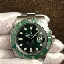 Rolex 116610LV Steel 2015 Submariner Date 40mm pre-owned United States of America, Texas, Garland