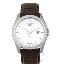 Tissot Couturier 39mm Silver