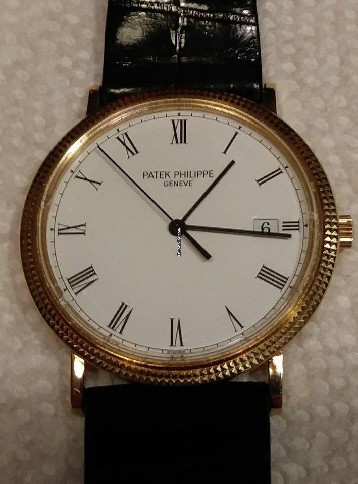 29913f1840f Patek Philippe Calatrava - Todos os preços de relógios Patek Philippe  Calatrava na Chrono24