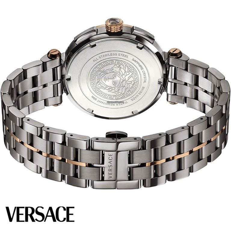 Versace VBR05 0017 Aion Chronograph VBR050017 za Kč 20 555 k prodeji od  Seller na Chrono24 618f2d6359e