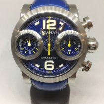 Graham Steel 48mm Automatic pre-owned