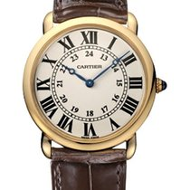 Cartier Ronde Louis Cartier new Manual winding Watch with original box and original papers W6800251