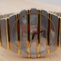 Piaget White gold 34mm Quartz 7761 C 701 new