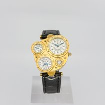 Vianney Halter Yellow gold Automatic pre-owned
