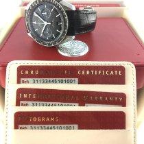 Omega Speedmaster Professional Moonwatch Acero 44mm Negro Sin cifras