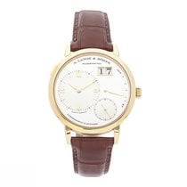 A. Lange & Söhne Grand Lange 1 Yellow gold 40.9mm Champagne Roman numerals United States of America, Pennsylvania, Bala Cynwyd