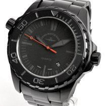 Zeno-Watch Basel Steel 48mm Quartz 6603 pre-owned