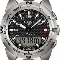 Tissot T-Touch Expert Steel 44mm Black