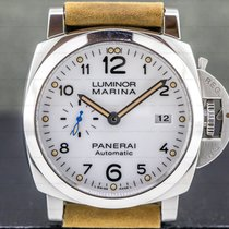 Panerai Luminor Marina 1950 3 Days Automatic pre-owned 44mm White Date Leather