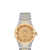 Omega Gold/Steel 29mm Automatic 131.20.29.20.08.001 new United States of America, Florida, Miami
