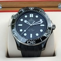 Omega Seamaster Diver 300 M Ceramic 43.5mm Black No numerals United States of America, California, Costa Mesa