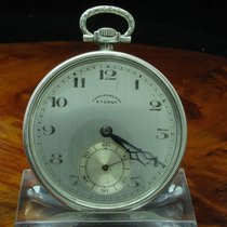 Eterna Reloj usados 45.5mm Árabes Cuerda manual Solo el reloj