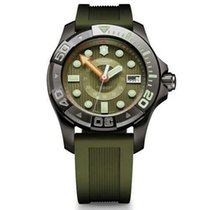 Victorinox Swiss Army Dive Master 500 Acero Verde