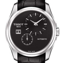 Tissot Steel 39mm Automatic T035428 new