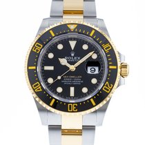 Rolex Sea-Dweller 126603 2010 pre-owned