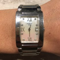 Tissot Generosi-T Steel 30mm Mother of pearl Roman numerals