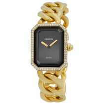 Chanel Première Yellow gold 20mm Black United States of America, New York, New York