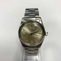 Rolex Steel 31mm Automatic 6420 pre-owned
