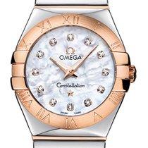 Omega Constellation Polished 27mm 123.20.27.60.55.003