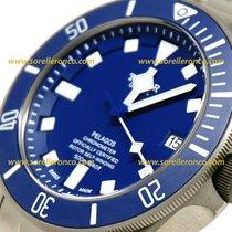 Tudor Pelagos 25600TB-0001 TUDOR PELAGOS BLU Titanio + cinturino Gomma nov