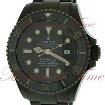 Rolex Sea-Dweller Deepsea 116660 Black PVD/DLC pre-owned